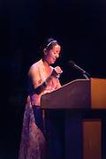 Honoree Sheena Collum at the SOPAC 2016 Gala.