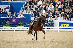 Graves Laura, USA, Verdades<br /> LONGINES FEI World Cup™ Finals Gothenburg 2019<br /> © Hippo Foto - Dirk Caremans<br /> 06/04/2019