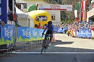 40° Giro del Trentino Melinda 2a tappa Arco- Anrass 220km 20 Aprile 2016 © foto Daniele Mosna