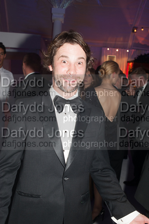 JAY KAY, Grey Goose Winter Ball to benefit the Elton John Aids Foundation. Battersea Power Station. London. 10 November 2012.