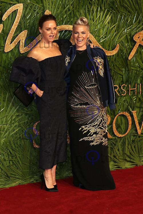 Pink, Stella McCartney, The Fashion Awards 2017, The Royal Albert Hall, London UK, 04 December 2017, Photo by Richard Goldschmidt