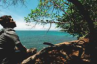 Punta Uva, Costa Rica. Copyright 2017 Reid McNally.