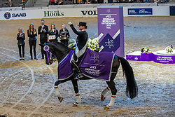 Werth Isabell, GER, <br /> LONGINES FEI World Cup™ Finals Gothenburg 2019<br /> © Hippo Foto - Dirk Caremans<br /> 06/04/2019