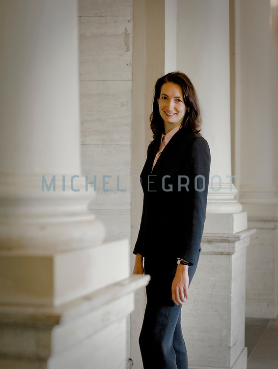 Professor Dr. Aurelia Colombi Ciacchi, Professor of Law and Governance, Academic Director Groningen Centre for Law and Governance (Foto: Michel de Groot)