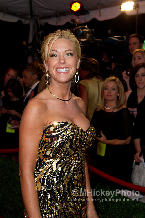 Kate Gosselin attends the Barnstable Brown Gala in Louisville, Kentucky on May 6, 2011.
