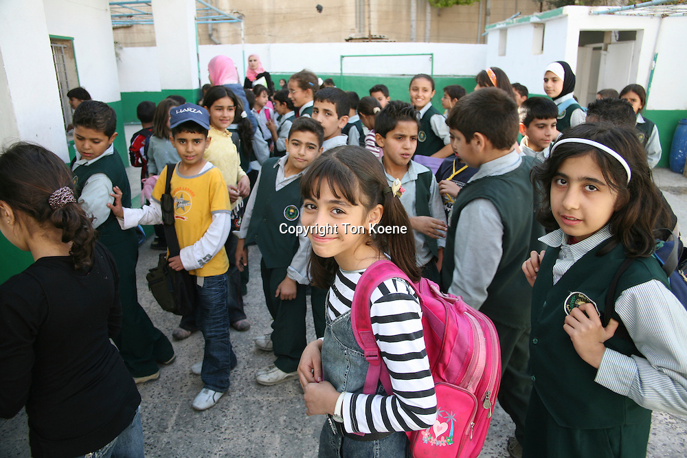 primary school in Amman, Jordan