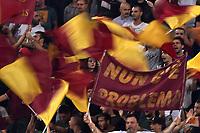 Tifosi Roma Supporters <br /> Roma 16-09-2017 Stadio Olimpico Calcio Serie A 2017/2018 AS Roma - Verona Foto Andrea Staccioli / Insidefoto