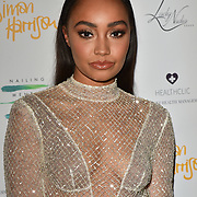 Little Mix, Leigh-Anne Pinnock Arrivers at the Nailing Mental Health: Valentine's Ball The Hurlingham Club, Ranelagh Gardens on 14 Feb 2018, London, United Kingdom