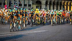 Paris, France - Tour de France :: Stage 21 - 21th July 2013 - First passage of the peloton on Place de la Concorde