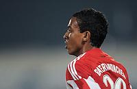 Fussball 1. Bundesliga  Saison   2010/2011   08.01.2011 FC Bayern Muenchen -  Al Wakrah Sport Club Luiz Gustavo (FC Bayern Muenchen)