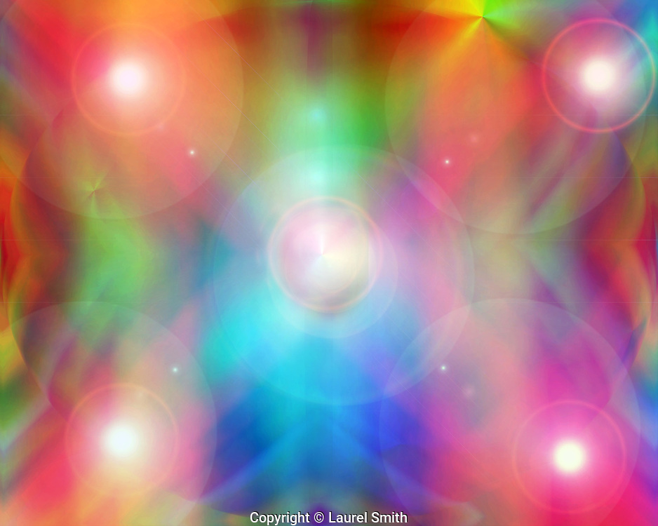 Breakthrough #38 ~<br /> Breaking through the blocks holding back humanity.  It is already done.  We have a breakthrough! ~ &copy; Laurel Smith