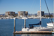 The Harbor at Marina Del Rey in Los Angeles County