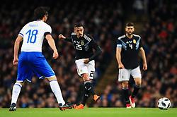 Manuel Lanzini of Argentina - Mandatory by-line: Matt McNulty/JMP - 23/03/2018 - FOOTBALL - Etihad Stadium - Manchester, England - Argentina v Italy - International Friendly