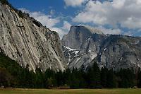 Half Dome, Yosemite National Park.  California 2008
