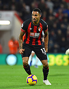 Callum Wilson (13) of AFC Bournemouth during the Premier League match between Bournemouth and Huddersfield Town at the Vitality Stadium, Bournemouth, England on 4 December 2018.
