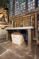 ABP. LANGTON, Canterbury Cathedral, Kent, UK, England, Architecture, World Heritage, Monuments