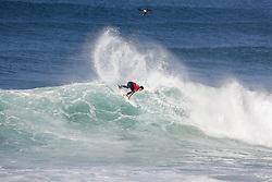 October 12, 2017 - Gabriel Medina of Brazil advanced directly to Round Three of the 2017 Quiksilver Pro France after winning Heat 8 of Round One at Hossegor. (Credit Image: © WSL via ZUMA Press)