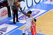 Durand Scott<br /> Enel New Basket Brindisi - Openjobmetis Pallacanestro Varese<br /> Lega Basket Serie A 2016/2017<br /> Brindisi 12/02/2017<br /> Foto Ciamillo-Castoria