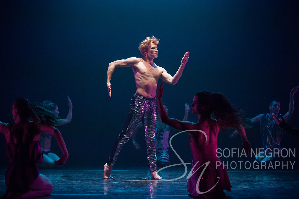 New York Dance photographer Sofia Negron Rioult Fire in the Sky Joyce Theater