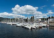 21/08/16 - AIX LES BAINS - SAVOIE - FRANCE - Le Grand Port sur le Lac du Bourget - Photo Jerome CHABANNE