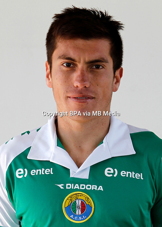 Chile Football League Serie A  /<br /> ( Audax Italiano ) - <br /> Juan Francisco Cornejo