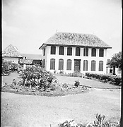 National Archives of Indonesia Building. The former house of R. de Klerk (1777-1780)
