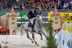BALSIGER Ken (SUI), Heros du Roumaillard<br /> Genf - CHI Geneve Rolex Grand Slam 2019<br /> Grand Prix des Espoirs<br /> Internationales Springen Fehler/Zeit mit Stechen U25<br /> Competition for under 25 1m45<br /> Against the Clock with Jump-Off<br /> 13. Dezember 2019<br /> © www.sportfotos-lafrentz.de/Stefan Lafrentz