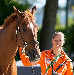 Cornelissen Adelinde, (NED),  Jerich Parzival<br /> Alltech FEI World Equestrian Games™ 2014 - Normandy, France.<br /> © Hippo Foto Team - Leanjo de Koster<br /> 25/06/14