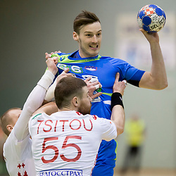 20180408: SLO, Handball - Friendly match, Slovenia vs Belarus