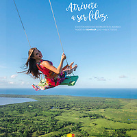 Publicidad para el Ministerio de Turismo de República Dominicana. Advertising for the Ministry of Tourism of the Dominican Republic.
