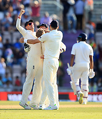 England v India - Fourth Test - Day Four - 02 Sept 2018