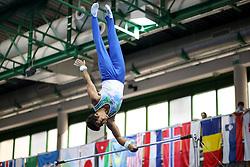 Gustavo Polato of Brazil at Horizontal Bar during Finals of Artistic Gymnastics FIG World Challenge Koper 2018, on June 3, 2017 in Arena Bonifika, Koper, Slovenia. Photo by Matic Klansek Velej/ Sportida