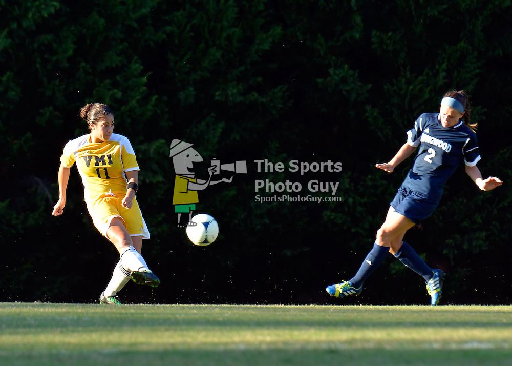 NCAA Women's Soccer: Longwood shuts out VMI, 3-0