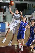 DESCRIZIONE : Chieti Termosteps U16 European Championship Men Preliminary Round Italy Czech Republic<br /> GIOCATORE : Gabriele Spizzichini<br /> SQUADRA : Nazionale Italiana Uomini U16<br /> EVENTO : Chieti Termosteps U16 European Championship Men Preliminary Round Italy Czech Republic Campionato Europeo Maschile Under 16 Preliminari Italia Repubblica Ceca<br /> GARA : Italy Czech Republic<br /> DATA : 17/08/2008 <br /> CATEGORIA : tiro<br /> SPORT : Pallacanestro <br /> AUTORE : Agenzia Ciamillo-Castoria/M.Marchi<br /> Galleria : Europeo Under 16 Maschile<br /> Fotonotizia : Chieti Termosteps U16 European Championship Men Preliminary Round Italy Czech Republic<br /> Predefinita : si