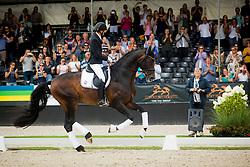 Helgstrand Andreas, DEN, Revolution<br /> WK Ermelo 2019<br /> © Hippo Foto - Sharon Vandeput<br /> 4/08/19