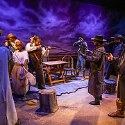 Matata & Jesse James: An American Tragedy. Written by Dan Friedman. Directed by Allie Woods, Produced by the Castillo Theater. 2018
