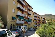 Portbou, Costa Brava, Catalonia, Spain.