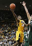 04 JANUARY 2007: Iowa guard Mike Henderson (35) shoots in Iowa's 62-60 win over Michigan State at Carver-Hawkeye Arena in Iowa City, Iowa on January 4, 2007.