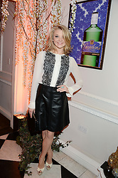 Actress NATALIE DORMER at the launch of Gordon's 'Ten Green Bottles' by Temperley London held at Temperley London Flagship, 27 Bruton Street, London on 6th November 2013.