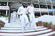 Cricket - India v South Africa 3rd Test at Nagpur Day 1