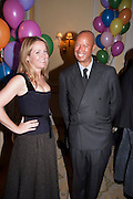 KATE REARDON; MICHAEL ROBERTS, Kate Reardon and Michael Roberts host a party to celebrate the launch of Vanity Fair on Couture. The Ballroom, Moet Hennessy, 13 Grosvenor Crescent. London. 27 October 2010. -DO NOT ARCHIVE-© Copyright Photograph by Dafydd Jones. 248 Clapham Rd. London SW9 0PZ. Tel 0207 820 0771. www.dafjones.com.