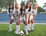 FIU Women's Soccer Team Pictures 2010