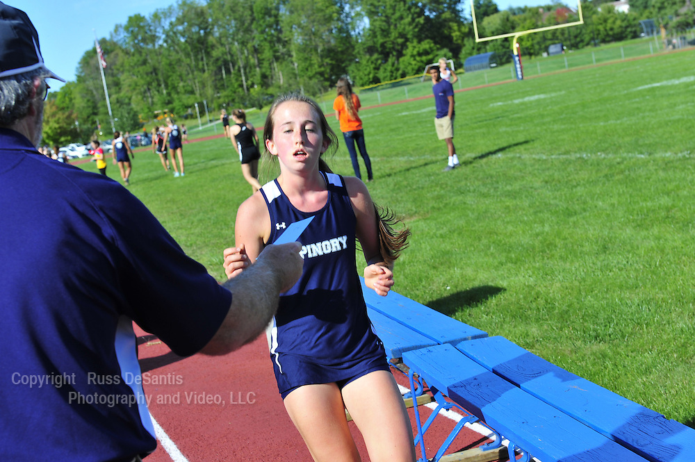 Pingry School boys and girls cross country
