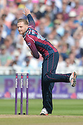 Graeme White during the NatWest T20 Blast semi final match between Northamptonshire County Cricket Club and Warwickshire County Cricket Club at Edgbaston, Birmingham, United Kingdom on 29 August 2015. Photo by David Vokes.