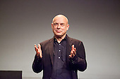 Brian Eno conference in Madrid