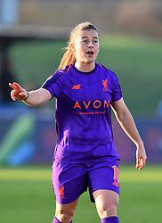 Former Bristol player, Christie Murray of Liverpool Women - Mandatory by-line: Paul Knight/JMP - 17/11/2018 - FOOTBALL - Stoke Gifford Stadium - Bristol, England - Bristol City Women v Liverpool Women - FA Women's Super League 1