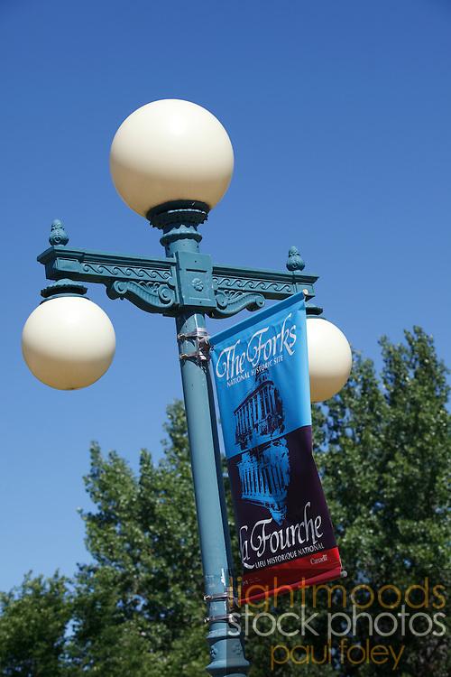 Banners, Winnipeg, Canada
