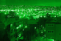 JANUARY 7TH:  Low Resolution Night Vision