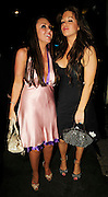 05.FEBRUARY.2008. LONDON<br /> <br /> CELEBRITIES ATTEND ANDY SCOTT-LEE'S SINGLE LAUNCH PARTY AT THE EMBASSY CLUB IN MAYFAIR, LONDON<br /> <br /> BYLINE: EDBIMAGEARCHIVE.CO.UK<br /> <br /> *THIS IMAGE IS STRICTLY FOR UK NEWSPAPERS AND MAGAZINES ONLY*<br /> *FOR WORLD WIDE SALES AND WEB USE PLEASE CONTACT EDBIMAGEARCHIVE - 0208 954 5968*