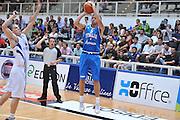 TRENTO, 25/07/2012<br /> TRENTINO BASKET CUP 2012<br /> ITALIA - FINLANDIA<br /> NELLA FOTO: DANIELE CAVALIERO<br /> FOTO CIAMILLO